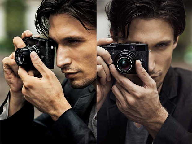 Fujifilm X10 Announced: A Retro X100 style Compact for Serious Photogs finepixx101 mini