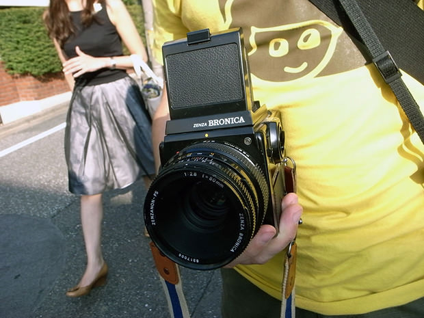 Interview with John Sypal of Tokyo Camera Style js6 mini