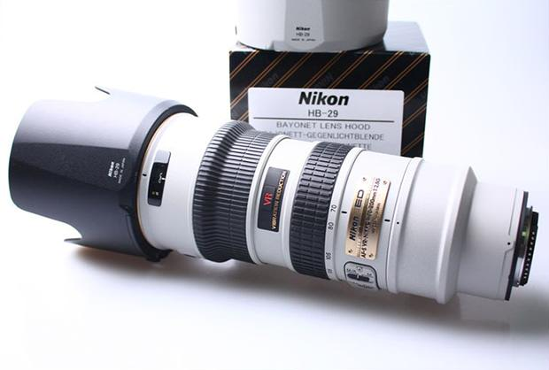 Did You Know: Nikon Shooters Can Buy White Lenses Too! nikonwhite mini