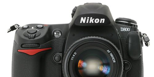 Nikon D800 Will Reportedly Offer 36MP d800 mini