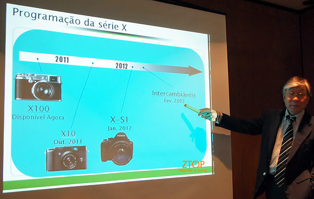 Fujifilm X Series Interchangeable Lens Camera to Arrive in Feb 2012 fujiinterch mini