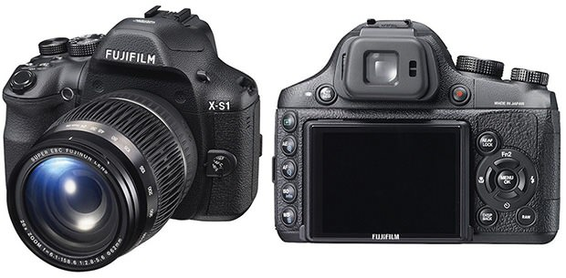 Fujifilm Adds the Non Retro X S1 to the X Series Lineup fujixs1 mini