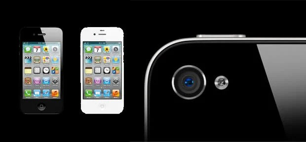 Apples New iPhone 4S Features an 8MP Camera and Sharper f/2.4 Lens iphone4s mini