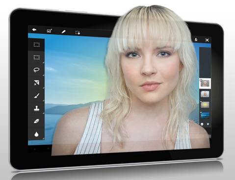 Adobe Introduces Photoshop Touch for Android Tablets, iOS Version Coming photoshoptouch mini