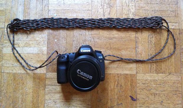 How to Make a Sturdy Camera Strap for $7 Using Parachute Cord strap mini