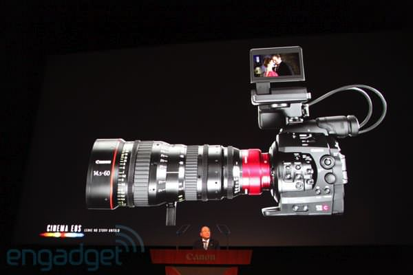 Canon Unveils the EOS C300, Jumps Into the Hollywood Digital Filmmaking Scene c3001 mini