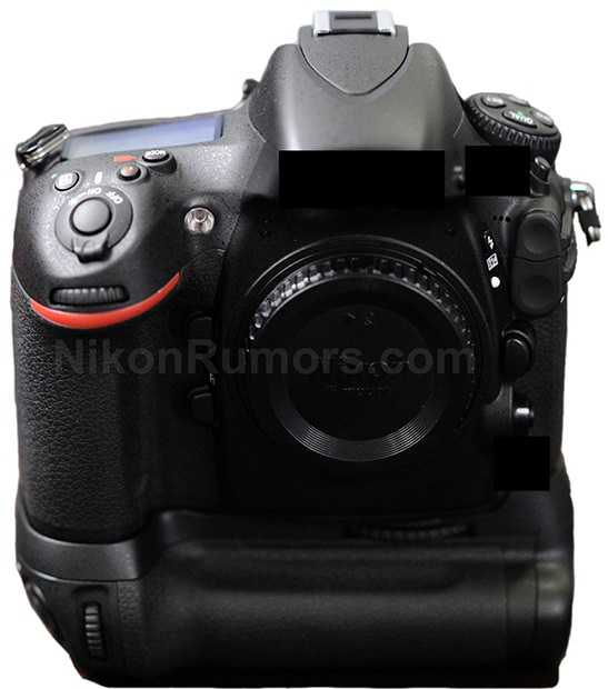 First Photos of the Nikon D800 Leaked d8001 mini
