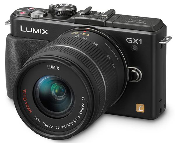 Panasonic Unveils the Lumix GX1 for Serious Shooters and GF1 Lovers gx11 mini