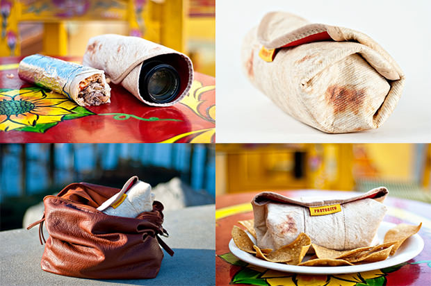 Photorito: Protect Your Lens Burrito Style photorito mini