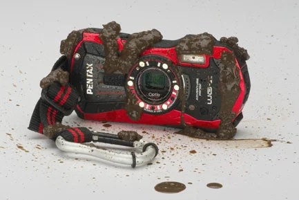 How Not to Advertise a Mudproof Camera mudproof mini