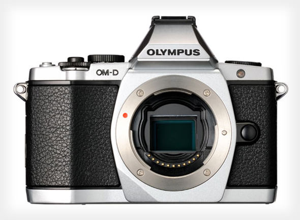 Olympus Officially Announces the Retro styled OM D E M5 olympusomd mini