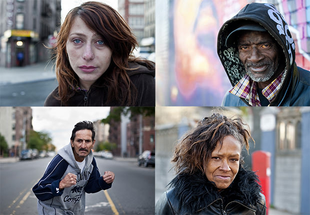 Amateur Photographer Documents the Faces of Addiction in the Bronx addiction mini