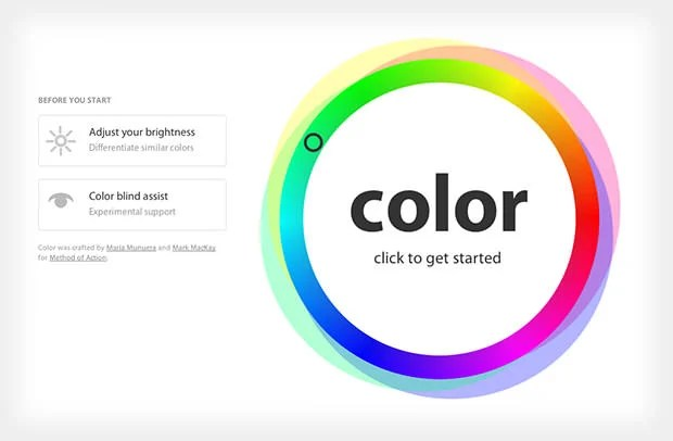 Test Your Perception of Color with this Browser based Game colorgame mini