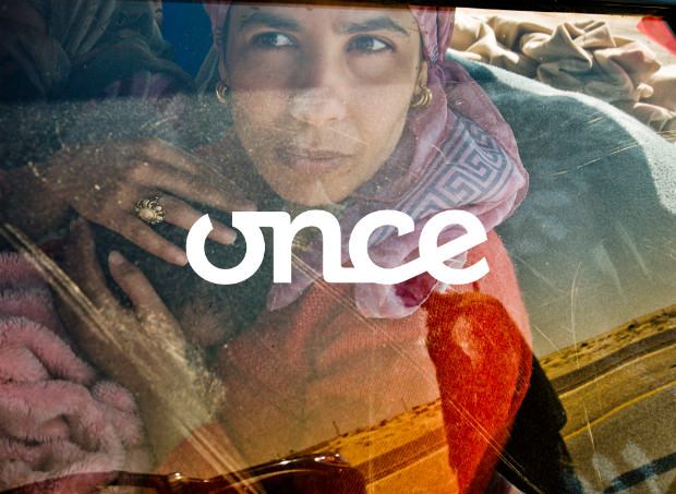 Once Magazine: A New Kind of Photo Magazine for Your iPad oncemagazine 1 mini