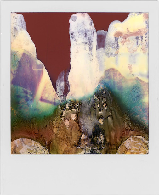 Ruined Polaroid Pictures as Abstract Art ruined3 mini