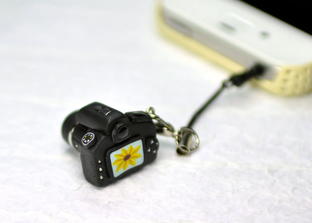 Miniature DSLR Earphone Jack Plugs cam3 mini
