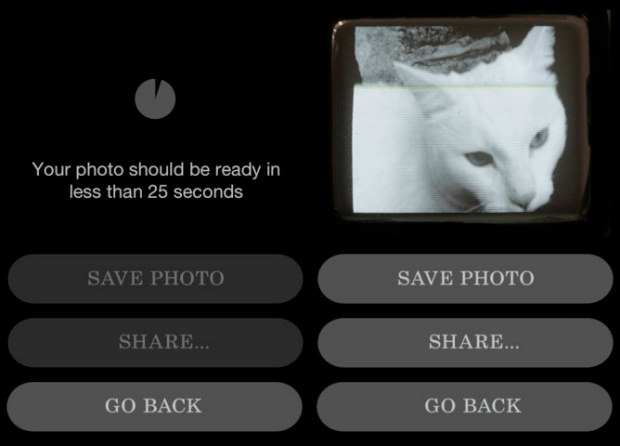 InstaCRT: A Camera App That Offers the Worlds First Real Filter instacrt mini