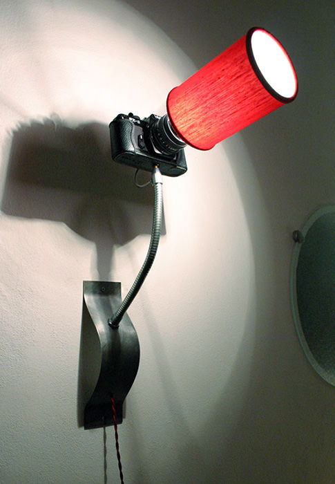 Single Lens Reflex Wall Mounted Lamp lamp mini1