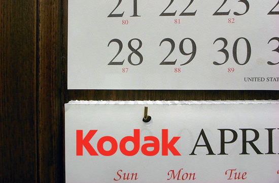 Kodak Used a Calendar That Had 13 Months calendar mini