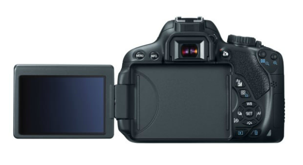 Canon Unveils the EOS Rebel T4i/650D With Continuous Movie Servo AF canon650 3 mini
