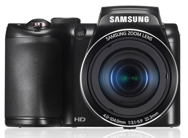 Zoom Zoom: Samsung WB100 Packs a 16MP Sensor and 26x Lens sam1