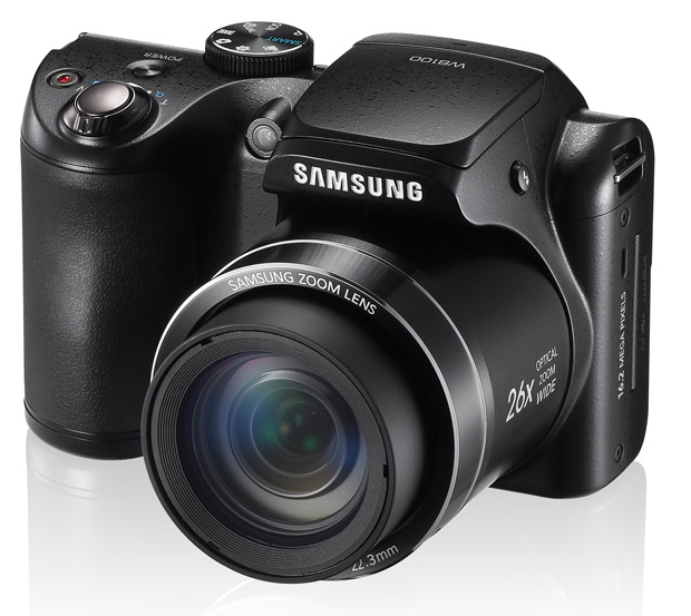 Zoom Zoom: Samsung WB100 Packs a 16MP Sensor and 26x Lens sam2