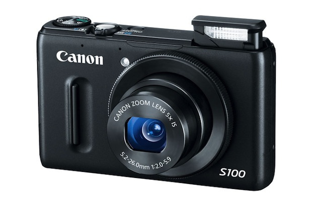 Canons Popular PowerShot S100 Has Lens Issue, Free Repairs Offered large s100 3q black