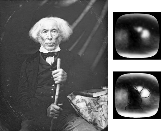 Great Scott! Corneal Imaging is Actually a Real Thing! old1 mini