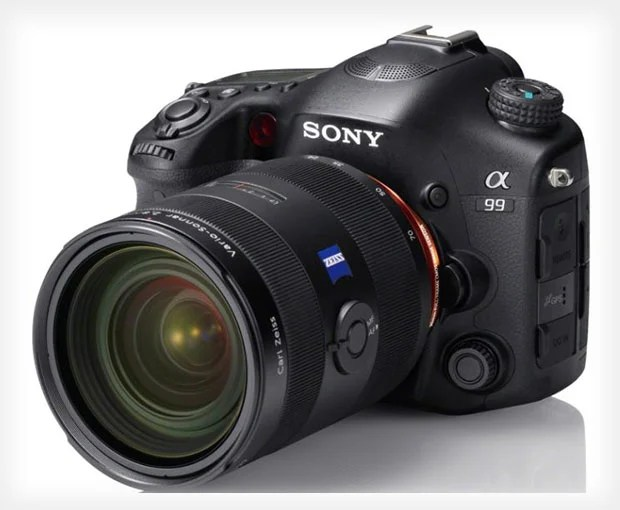 Sony Unveils the A99: The Worlds First Full Frame SLT Camera a991