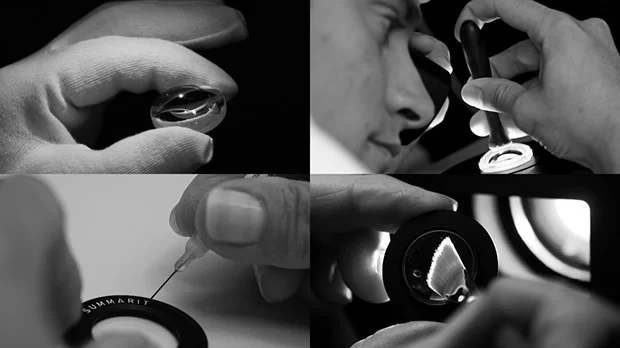 A Look At How Leica Lenses Are Made leicahandmade mini