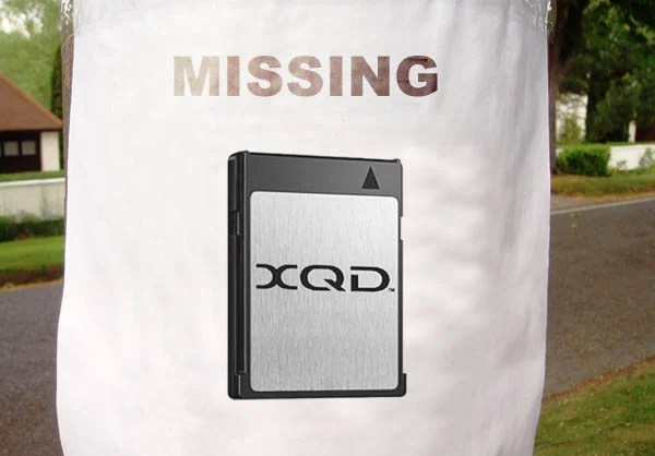 XQD a No Show at Photokina, SanDisk Opts to Avoid the Format missingxqd