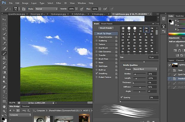 Windows 7 to be the Min. Requirement for All Future Photoshop Versions psxp