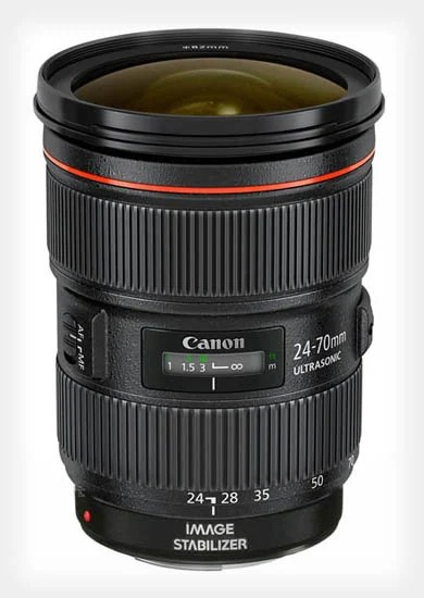 Image Stabilized Canon 24 70mm on the Way, But Will Be a f/4, Not f/2.8 isf4