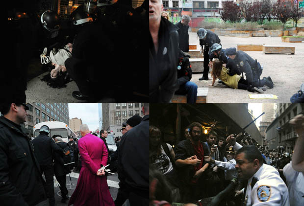 Photographers File Major Lawsuit Against the NYPD for Civil Rights Violations protest