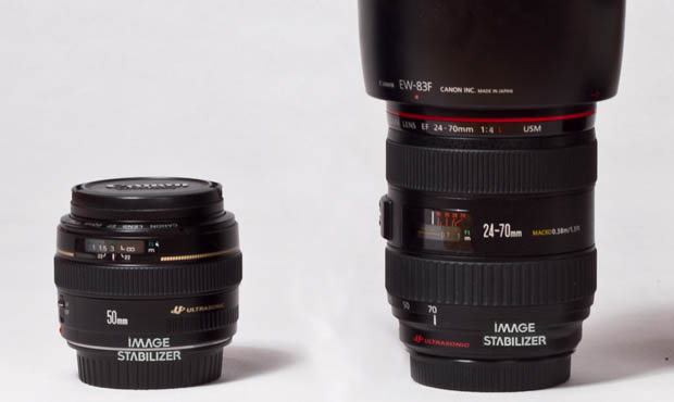 Two New Canon Lenses Coming Soon? 24 70mm f/4 IS and 50mm f/1.4 IS canonlenses