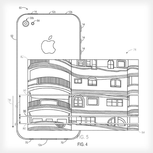 Apple Patents Method of Generating HDR Photos from Single Exposures applehdrpatent