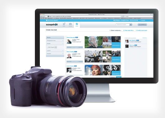 Scoopshot Pro Connects Photo Buyers with Pros Photogs Around the World scoopshot