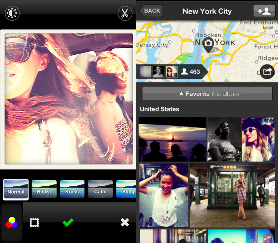EyeEm App Sees Popularity Surge, Pulls Ahead of Instagram on Free App Charts eyeem5
