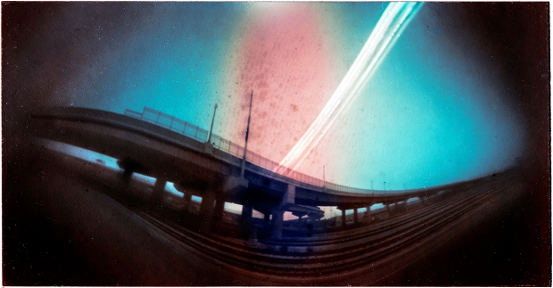 Photog Captures Time in Stunning Color Pictures Using a Pinhole Camera matthewallred9 sm