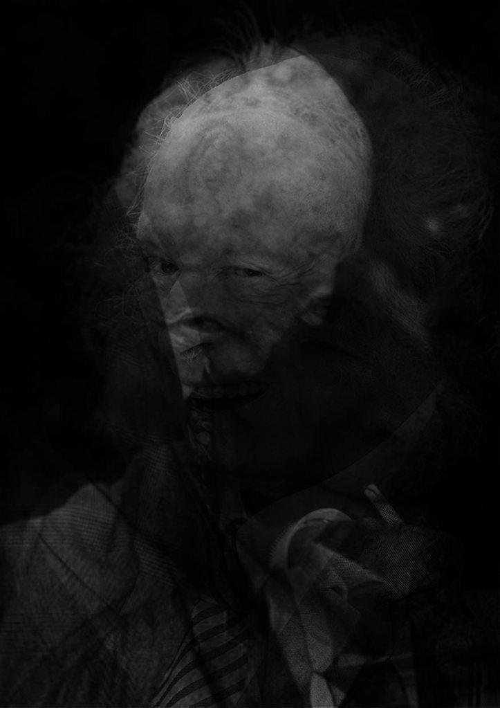 Image 03</br>Aus der Serie 'Kärntner Köpfe' / Froms the series 'Carinthian Heads': Heinrich Harrer