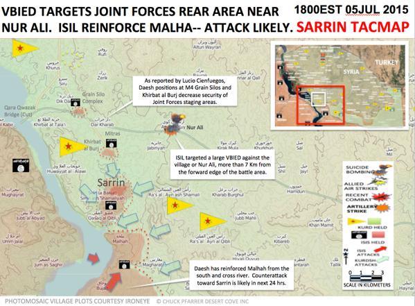 SYRIA and IRAQ NEWS