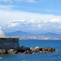 A Day in Antibes