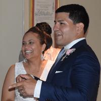 Wedding Photos: Malika and Sergio at Cornell University, 6/13/15