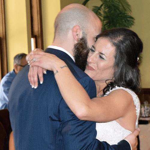 Wedding Photos: Anessa and Jason at the Beacon Hotel, 10/17/15