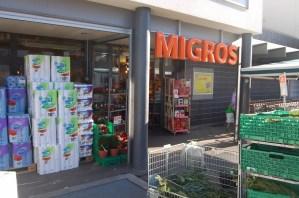 Weltstar in der Migros
