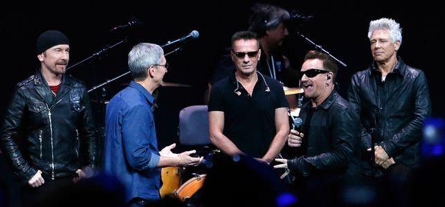Das Gratis-Album von U2