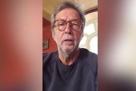Eric Clapton nimmt Abschied von B.B. King