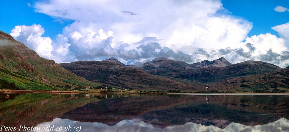 Roadside Scotland Landscapes