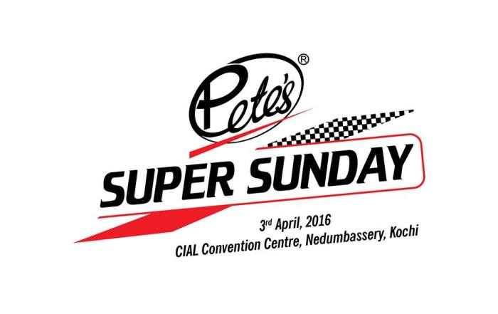 Petes Super Sunday this time at the CIAL Convention center