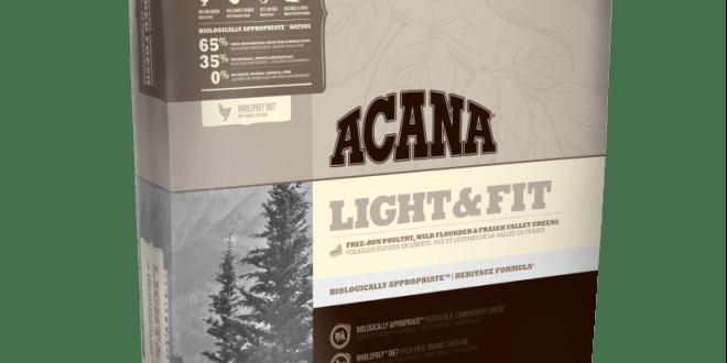 the launch of acana heritage light fit pet gazette. Black Bedroom Furniture Sets. Home Design Ideas